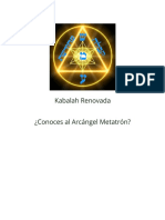 Arcangel Metatron - Kabalah Renovada