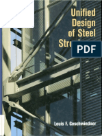 Geschwindner, Louis F. - Unified Design of Steel Structures (2008, J. Wiley & Sons)