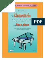 Klassen - Klavierstuecke