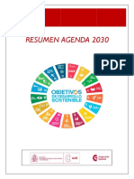Resumen ODS