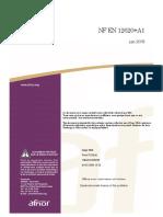 NF EN 12620+A1