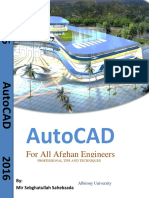 AutoCAD Main Text Book