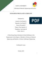 Revised-manuscript (Sec 1 and 2) plant design