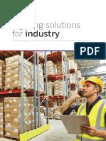 Industry Brochure 10-2018 Lr
