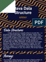 Java Data Structure