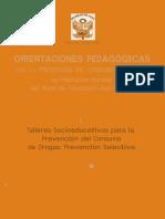 Orientaciones Pedagógicas Para La Prevención_modulo-V