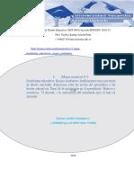 1 Mapa Paradigmas Educativos. Rasgos Resaltantes. Implicaciones Teoría de Diseño Curricular. rubenrammstein