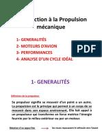 Propulsion Cours