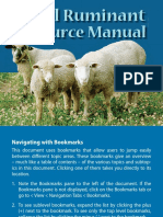 Small Ruminant Resource Manual Reduced Size