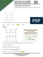 Prova Matemática - BR-Distribuidora - CPOAJUSE - 2015