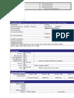 Diploma Enrolment Form INR