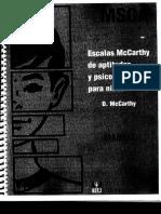 Mc Carthy