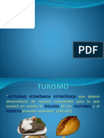PRODUCTO TURÌSTICO
