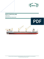 Ships Particulars Type 161 2018
