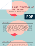 THE PARTS AND FUNCTION OF THE BRAIN PRESENTATION FOR CON CHEM.pptx