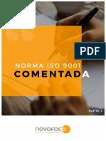E-book 1_ISO 9001 2015_comentada