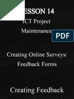 LESSON 14 ICT PROJECT MAINTENACE.pptx
