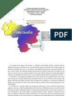 Proyecto Aprendizaje Venezuela