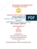 Bulding Cunstruction Management System Documentation1