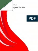 eBook en PDF Poo y Mvc en Php