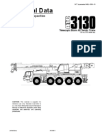 Especficacion Tecnica Link-belt Atc3130 II Technical Specs