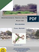 Comprehensive Traffic and Transportation Plan for Gulbarga