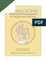 Treasury of Truth.illustrated Dhammapada.weragoda