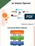 Materi Sistem Operasi