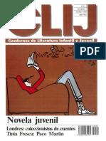 Clij Cuadernos de Literatura Infantil y Juvenil 4