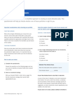 Charles Schwab and Co, Inc Investor Risk Profile-2
