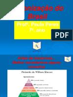 Colonização do Brasil - 7º. ANO.ppt