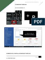 Pasos Para Entrar a Microsoft Word 2016
