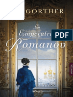 La Emperatriz Romanov C. W. Gorther