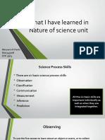 process skill