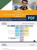 MODULO 2 ISO 45001 Watermark