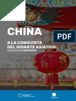 Dossier China a La Conquista Del Gigante Asiático