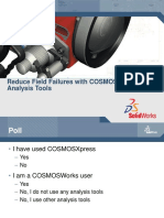 Reduce Field Failures With Cosmos Analysis Tools