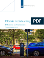 Electric Vehicle Charging - Definitions and Explanation - January 2019