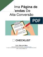 CheckLIST - Como Criar Uma Pagina de Vendas de Alta Conversão 13 Elementos (1) (2).pdf