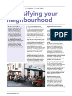 Diversfying Your Neigbourhood
