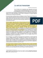 15. PERKINS Y SALOMON - La ciencia y el arte de transferir.pdf