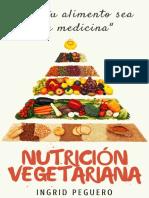 Nutricion Vegetariana Salud E - Ingrid Peguero