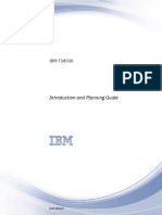 IBM TS4500 Introduction and Planning Guide