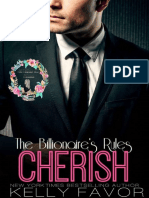 Kelly Favor - The Billonaire's Rules 12 - Cherish