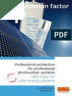 SIBA Solarprospekt