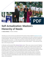 Self-Actualization_ Maslow's Hierarchy of Needs _ Interaction Design Foundation