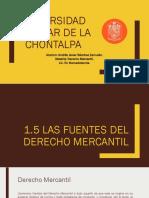 Derecho Mercantil - Exposicion