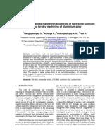 Aimtdr 2008 Paper