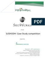 SUSHODH Case Study