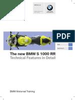 S1000RR Technical Details